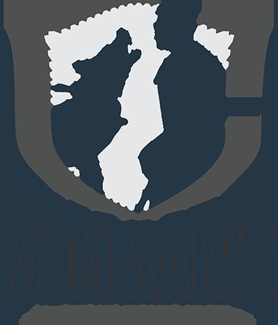 VOM AARIZ logoS